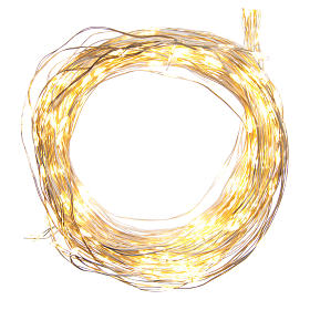 Christmas Lights: branches with 290 micro LED, warm white, indoor use s1