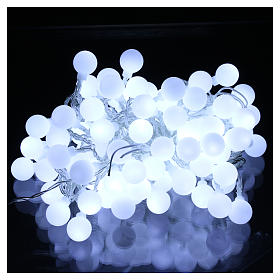 Sphere lights 100 led ice white internal and external use s2