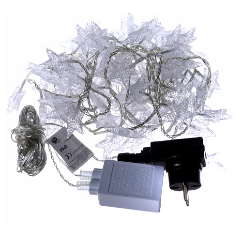 Star lights cable 100 leds ice white internal and external use 5
