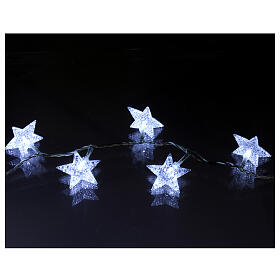Star lights cable 100 leds ice white internal and external use s3