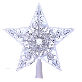 Tree topper 16 cold white leds internal use s1