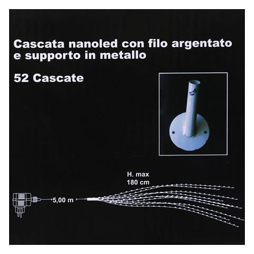 Luce Cascata 1530 nanoled Ghiaccio interno esterno 5