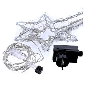 Comet light cable 60 leds ice white internal and external use s5