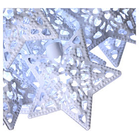 Light cable 20 led stars ice white internal use s3