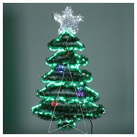 Luz Árbol de Navidad 192 Led interior exterior s4