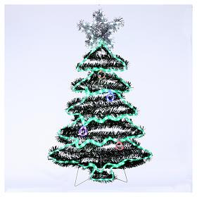 Luce Albero di Natale 192 Led interno esterno s1
