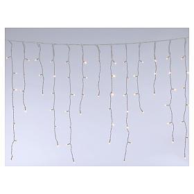 Luce stalattiti 180 Mega Led bianco caldo interno esterno s1