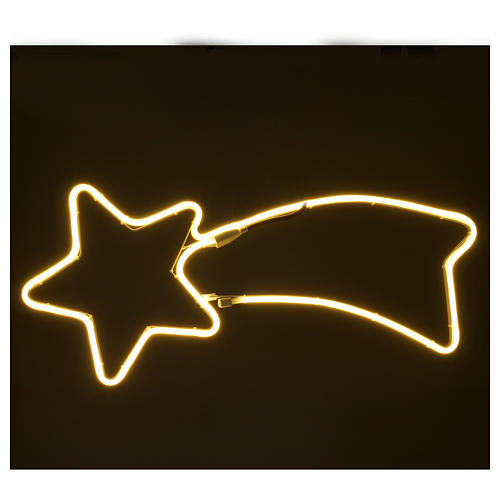 Bright star 240 leds warm white led light neon tube 2