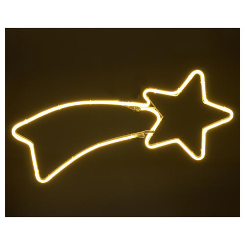 Bright star 240 leds warm white led light neon tube 4