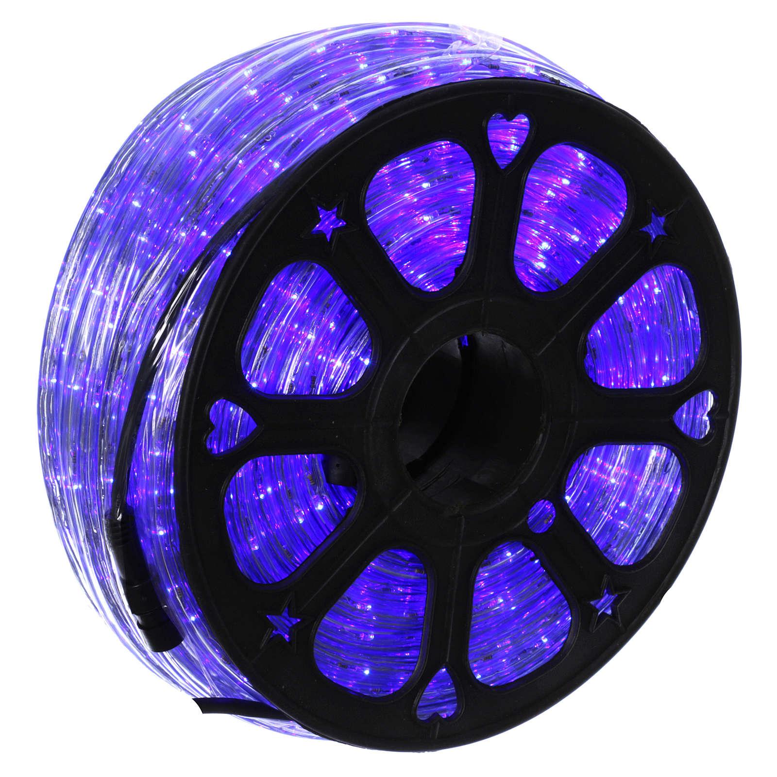 Luce blu tubo 50 m 2 vie 13 mm - a taglio 3