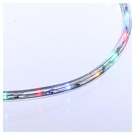 Mangueira Luminosa de Natal Multicolor 50 metros s3