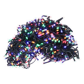 Christmas lights 750 multicolored programmable leds internal and external use s1