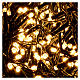Christmas lights 750 LEDS warm white not programmable internal and external use s3