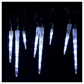 Christmas chain 15 icicles 70 leds internal external use s2