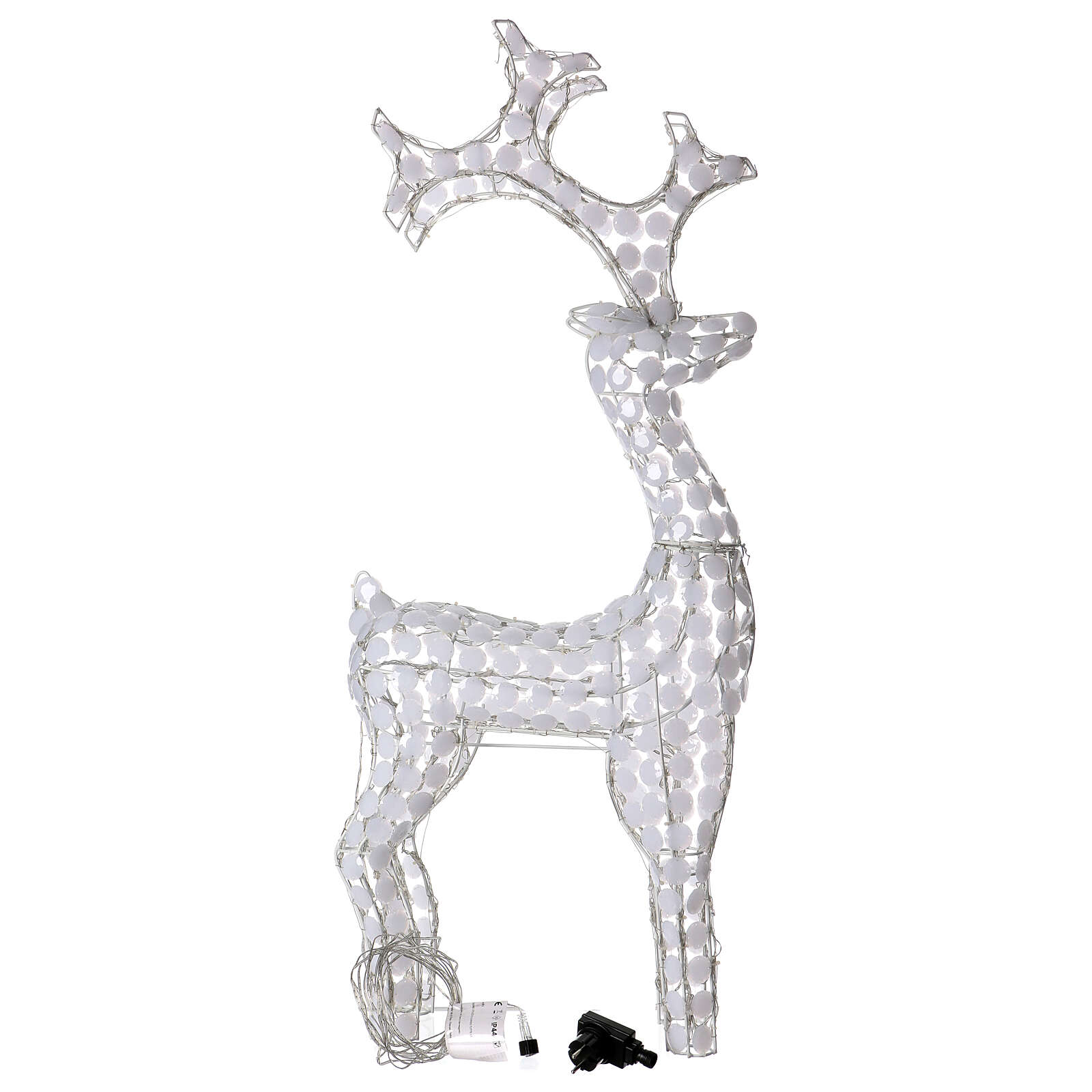best website 06a7f 99f1e christmas lights reindeer 200 leds for indoor and outdoor use