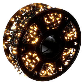 Christmas lights for indoor and outdoor use 1200 LEDs, warm light, bluetooth controlled s1