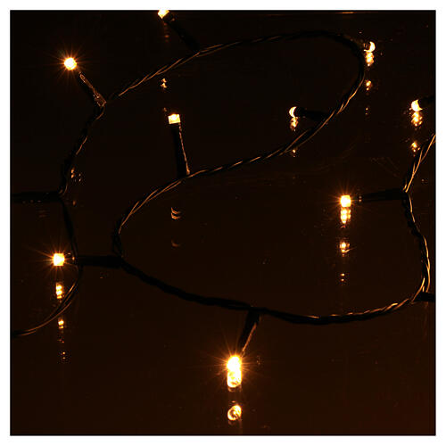 Christmas lights for indoor and outdoor use 1200 LEDs, warm light, bluetooth controlled 3