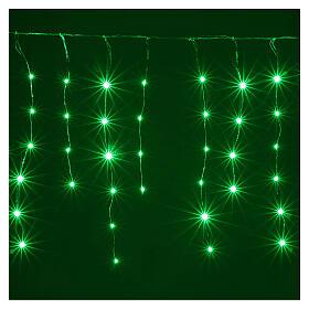 Lichter Vorhang 90 Minileds multicolor for Aussengebrauch s2