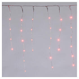 Lichter Vorhang 90 Minileds multicolor for Aussengebrauch s5