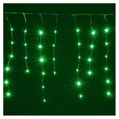Cadena hilo desnudo 90 Nano Led juegos luz interior y exterior 3