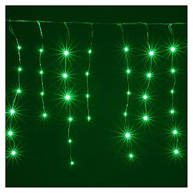 Cortina fio nu 90 nano Leds jogos luzes interior e exterior s3