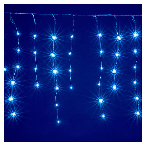 Nude Wire Straight Light Chain 90 Nano LED Lights Inside and Outside 4