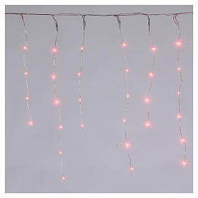 Curtain 180 nano LED lights with effects 4 m, indoor and outdoor use s1