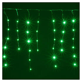 Curtain 180 nano LED lights with effects 4 m, indoor and outdoor use s2