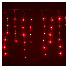 Curtain 180 nano LED lights with effects 4 m, indoor and outdoor use s5