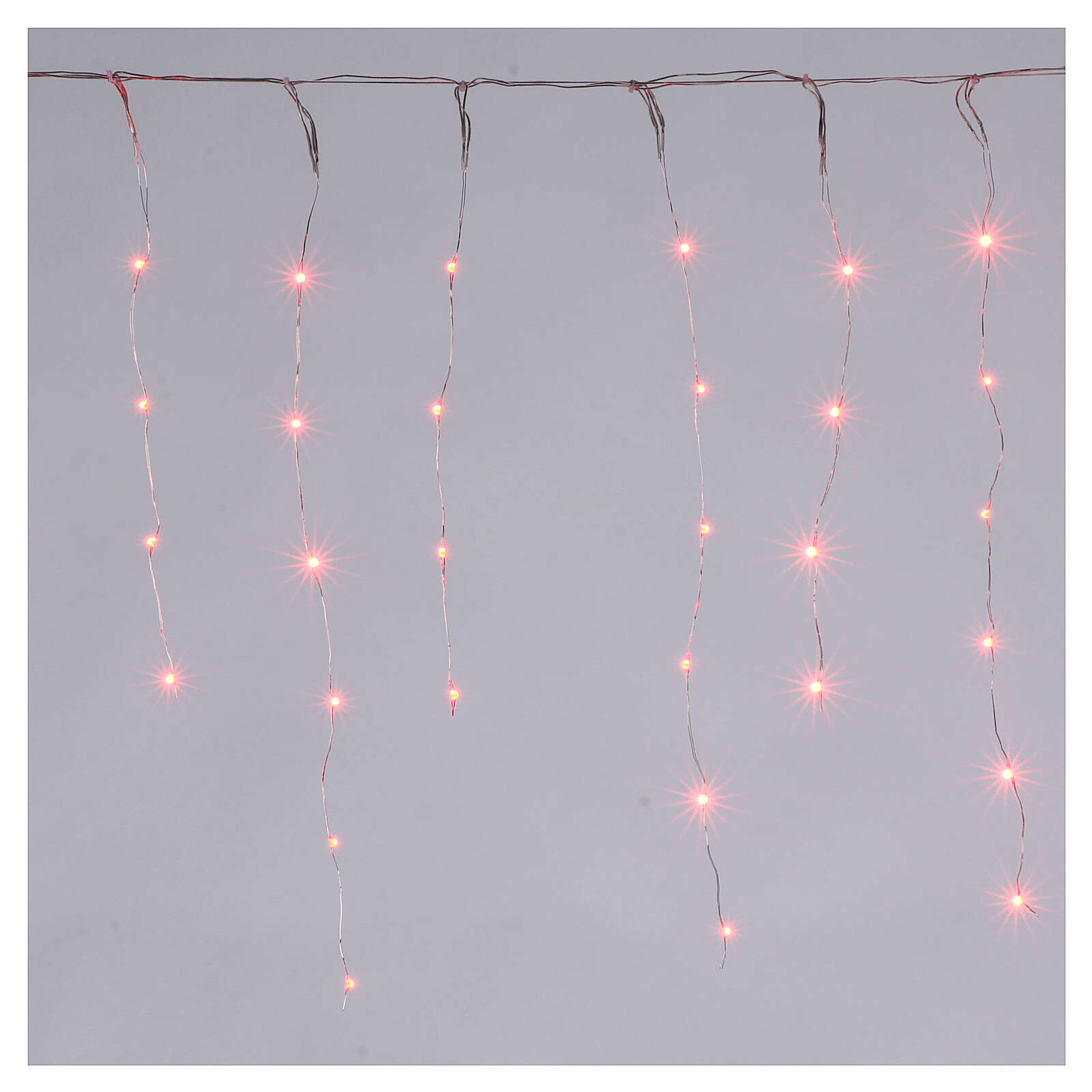 Curtain Lights with 180 Nano LED 4m Indoor Outdoor Use with Different Modes 3