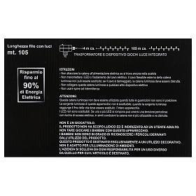 Bobina 1500 Led Blanco Hielo Memory y App s7