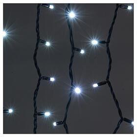 Jumbo LED String Light Curtain Ice White Extendable s2
