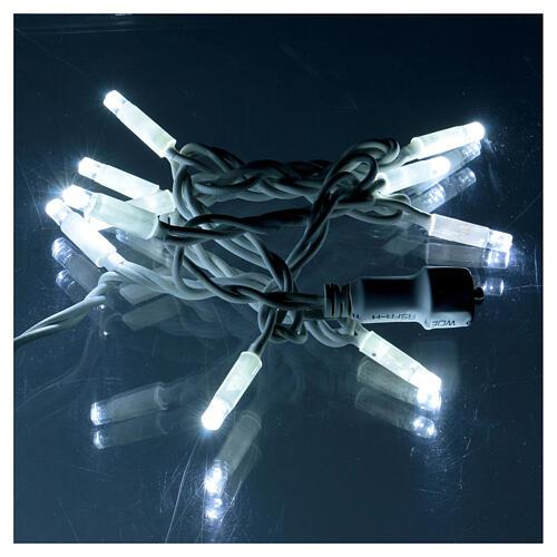 Light Extension 10 Jumbo LED ice white 1 Meter 1
