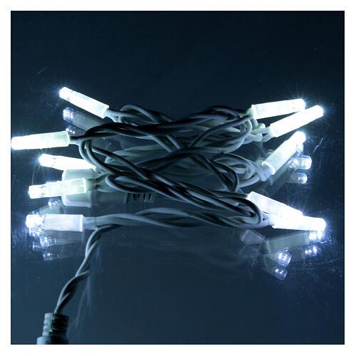 Extendable LED Light Module 10 Jumbo LED Lights Ice-White 1 meter 1