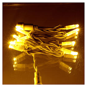 LED Light Module 10 Jumbo Warm light 1 meter indoor and outdoor use s1