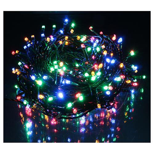 Cadena Led Hielo y Multicolor juegos luces 2