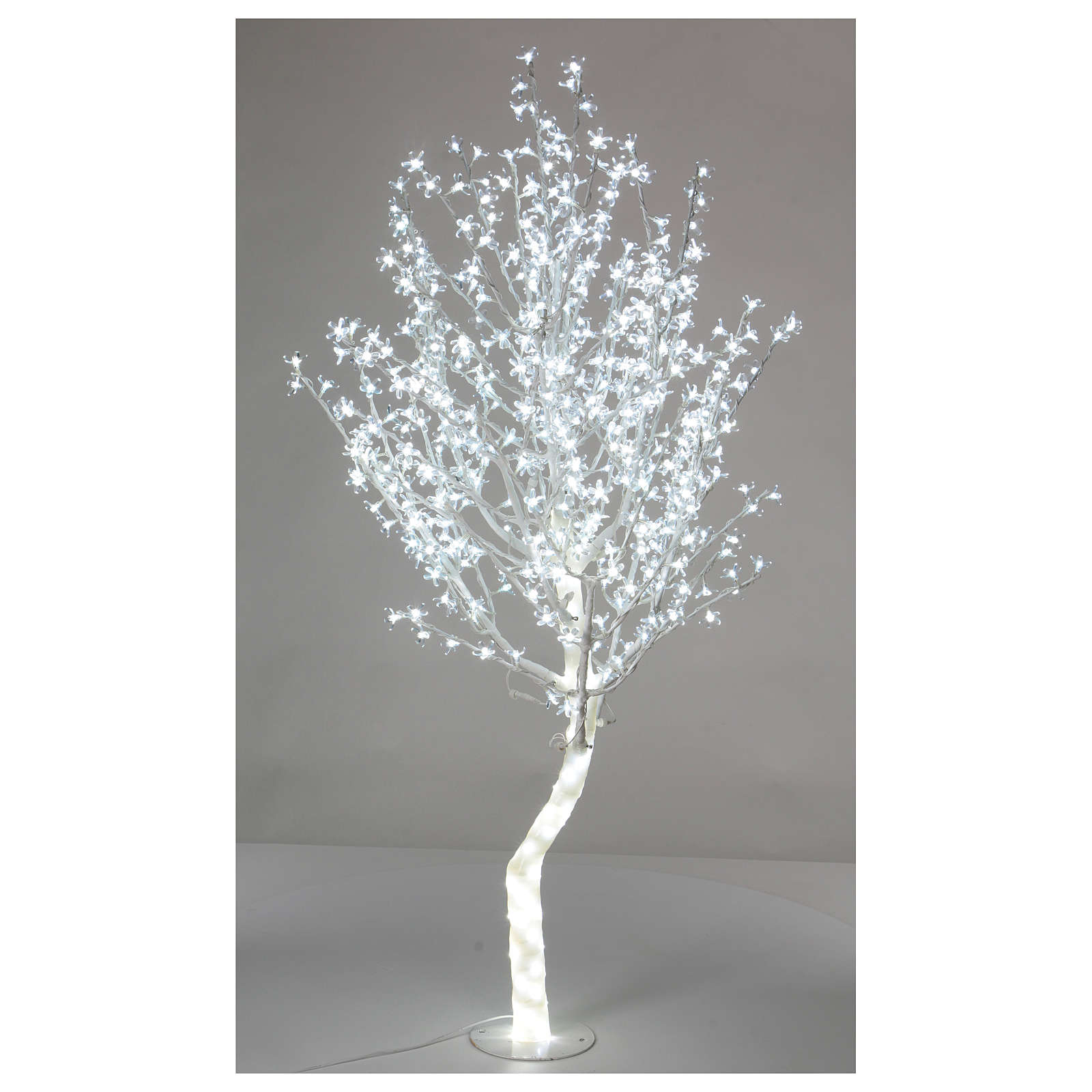 Cherry blossom light tree, 180 cm, 600 LEDS cold white outdoor 3