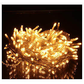 Christmas string lights, 240 warm white LEDs with external switch 12 cm s2