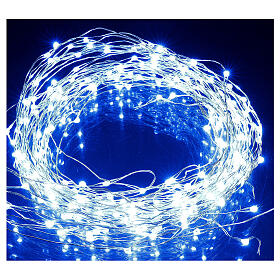 Curtain lights for Christmas 240 super Nano LED multi-color with remote control s4