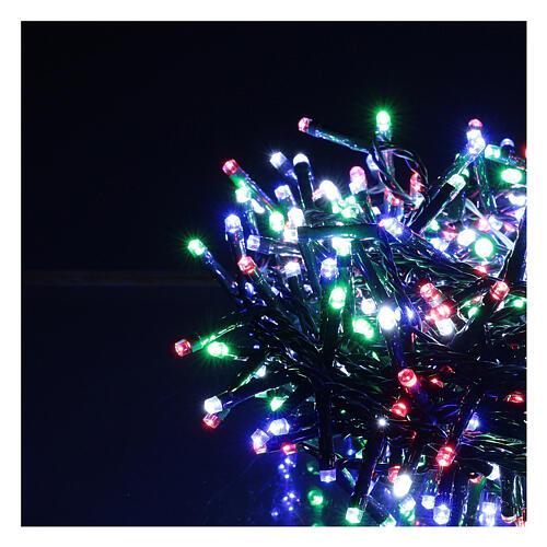 Christmas lights 800 LEDs multi-colour 2