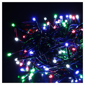 Christmas lights, 200 multi-color LEDs with remote control 220V s3