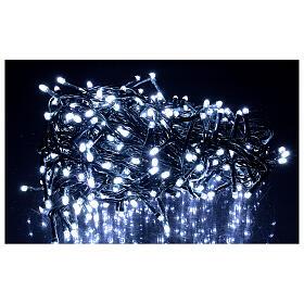Christmas lights 360 LEDs bright cold white s1