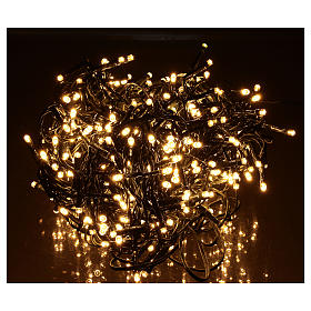 Chain lights 500 LEDs bright warm white s2