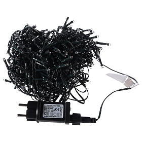 Chain lights 500 LEDs bright warm white s4