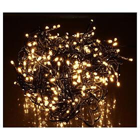 Chain lights 500 LEDs bright warm white s1