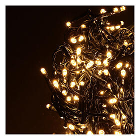 Chain lights 500 LEDs bright warm white s2