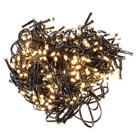 Chain lights 500 LEDs bright warm white s3