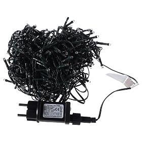 Chain lights 500 LEDs bright warm white s6