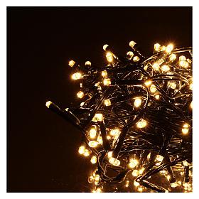Guirlande 360 LED blanc chaud s3