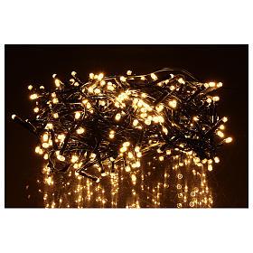 Grinalda 360 LED branco quente s2